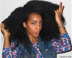 Did you know that Cipriana from Urbanbushbabes suffered from traction alopecia before going natural? Look at her now!!!
