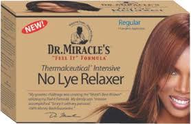 A no lye relaxer brand...